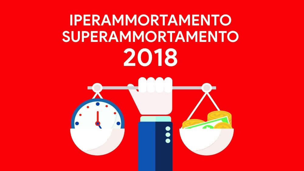 Super e Iper Ammortamento: le novità per il 2018