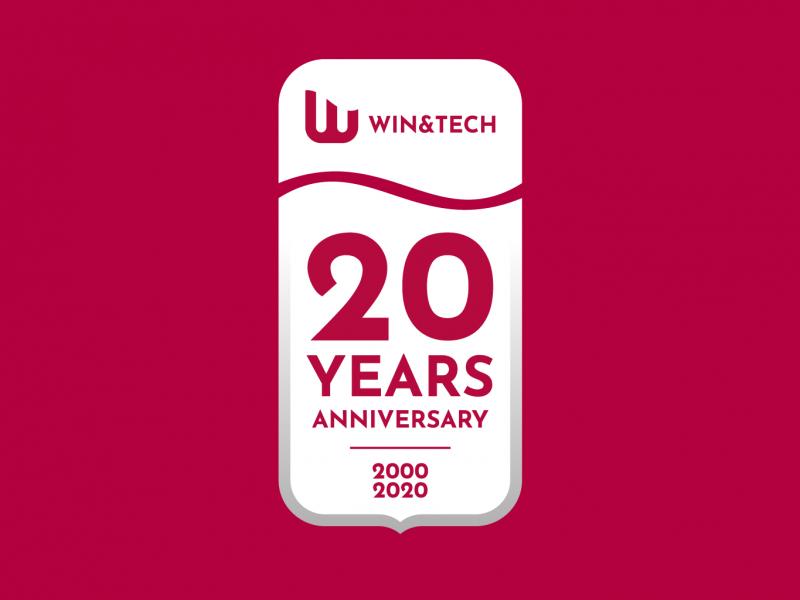 Win&Tech compie vent'anni!