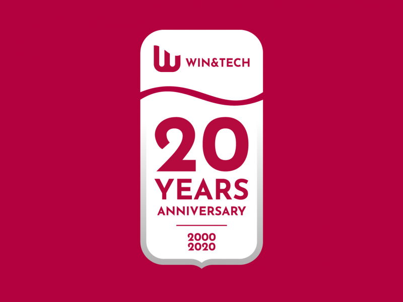 Win&Tech turns twenty!