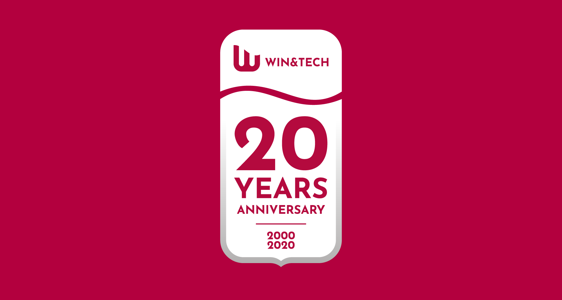 Win&Tech turns twenty!